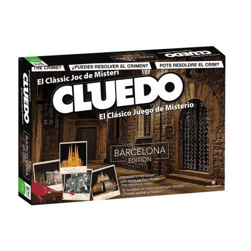 Cluedo Barcelona Caja