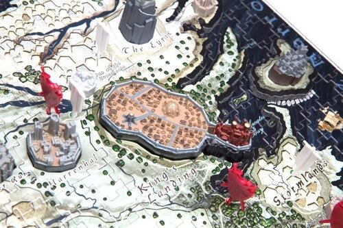 4D Game of Thrones Westeros Closeup Kings Landing