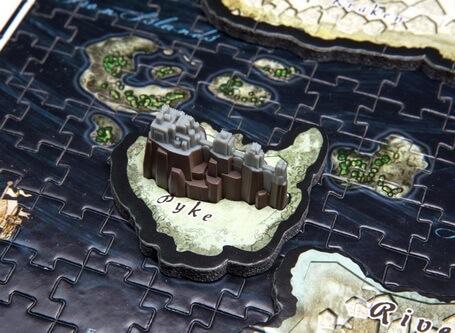 4D Game of Thrones Westeros Closeup Pyke