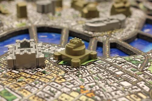 Contenido Puzzle 4D Roma