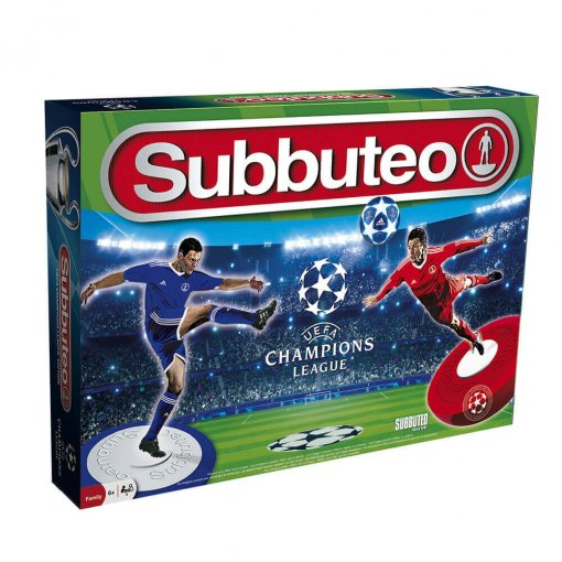 Subbuteo Playset UEFA CHAMPIONS LEAGUE 2ª Edición