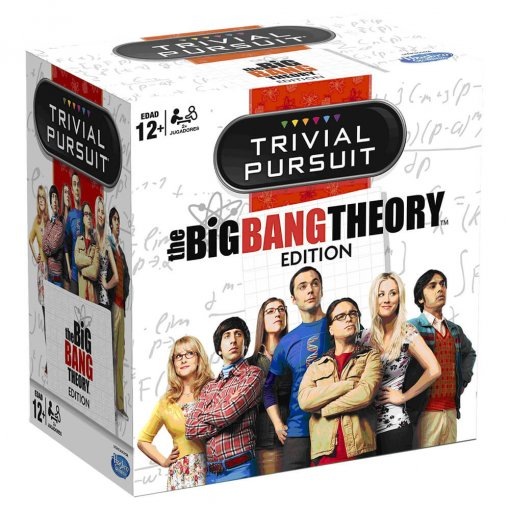 Trivial Pursuit The Big Bang Theory en castellano