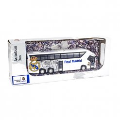 Autobús Real Madrid 2018