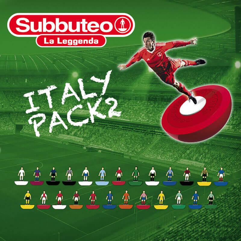 La Leggenda Italy Pack2