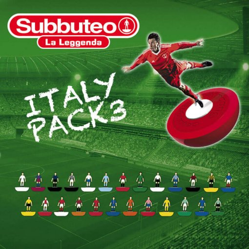 La Leggenda Italy Pack3