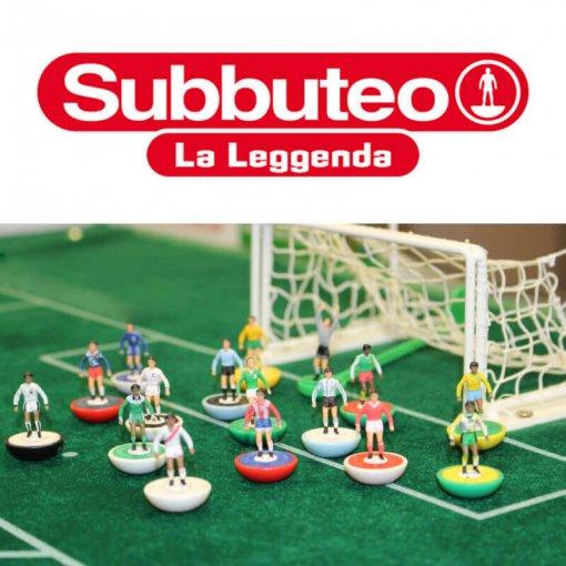 Subbuteo La Leggenda Pack Selecciones y Clubes