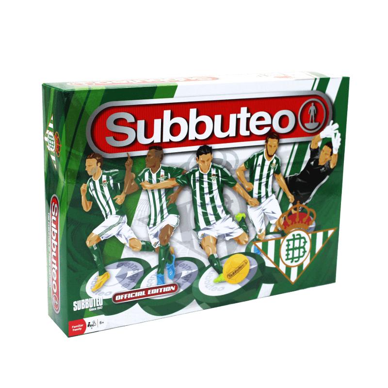 Subbuteo Playset Real Betis Balompié