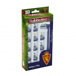 Subbuteo Team Box Real Zaragoza