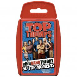 Top Trumps The Big Bang Theory 2019