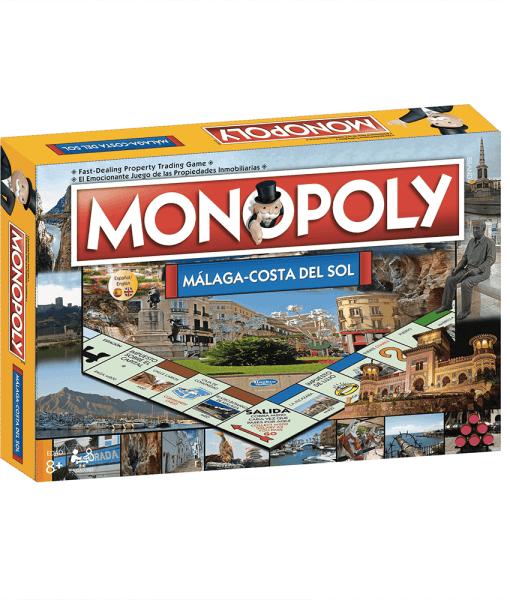 Monopoly Málaga-Costa Del Sol