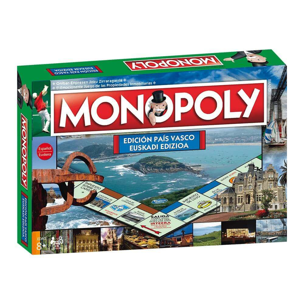 Monopoly País Vasco Caja