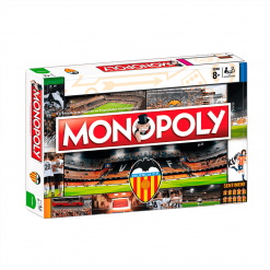 Monopoly Valencia CF Caja