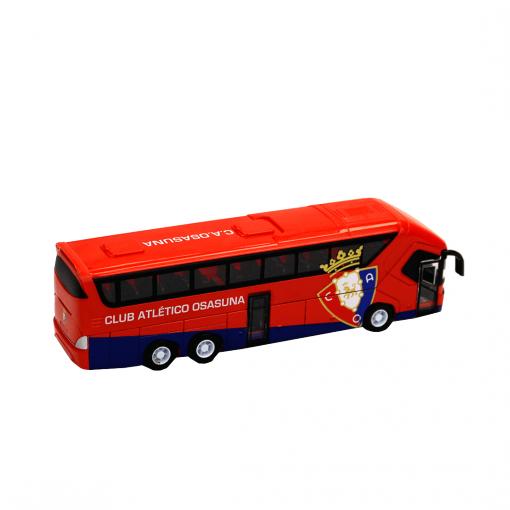 Autobús C.A. Osasuna Posterior