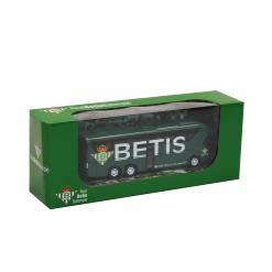 Autobús Real Betis Balompié caja