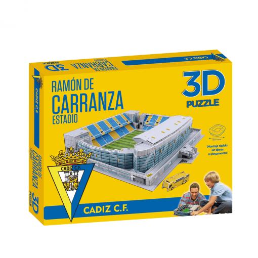 Puzzle 3D Oficial Estadio Ramón de Carranza