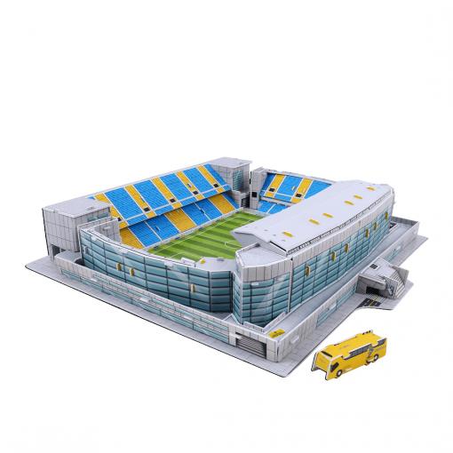 Puzzle 3D Oficial Estadio Ramón de Carranza montado