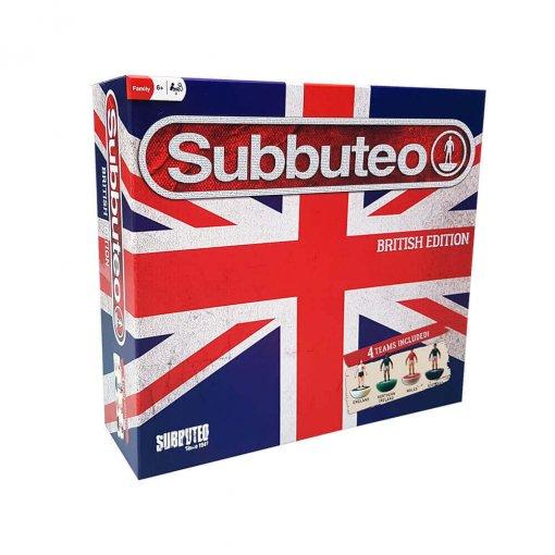 Subbuteo Playset British Edition