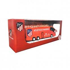 Autobús Atlético de Madrid 2ª Edición caja