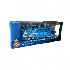 Autobús RCD Espanyol caja