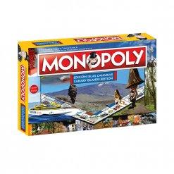Monopoly Islas Canarias caja
