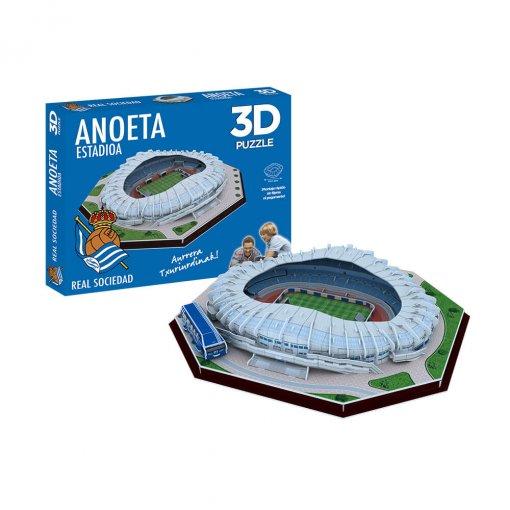 Puzzle 3D Estadio Anoeta