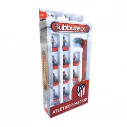 Subbuteo Team Box Atlético de Madrid 3ª Edición