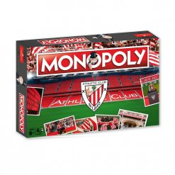 Monopoly Athletic Club caja
