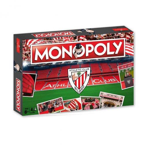 Monopoly Athletic Club caja