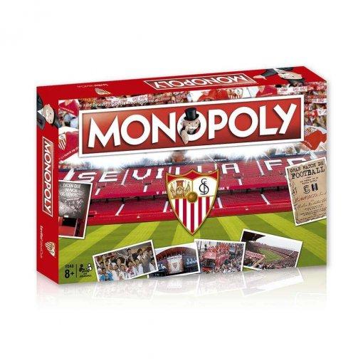Monopoly Sevilla FC caja