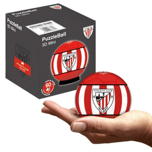 Puzzle Ball 3D Athletic Club Mini caja