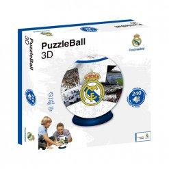 Puzzle Ball Real Madrid 2020 Caja