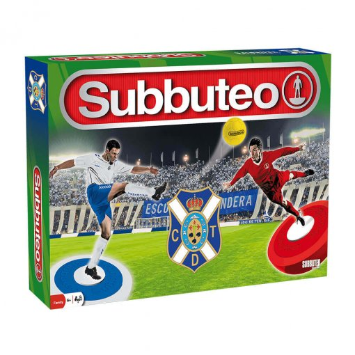 Subbuteo Playset CD Tenerife
