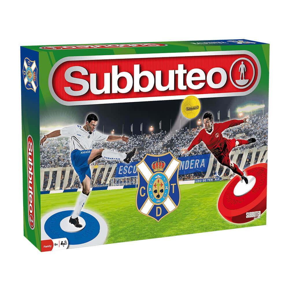 Subbuteo Playset CD Tenerife