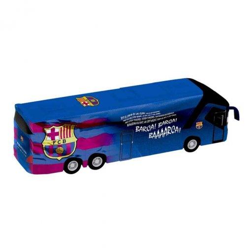 Autobús FC Barcelona sin caja