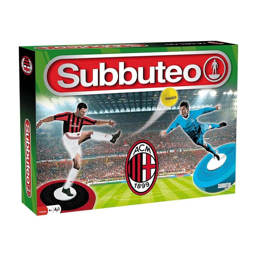 Subbuteo Playset AC Milan