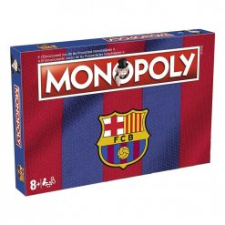 Monopoly FC Barcelona 2018-19