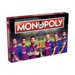 Monopoly FC Barcelona 3ª Edición caja