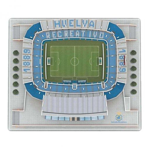 Puzzle 3D Estadio Nuevo Colombino