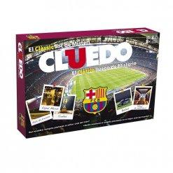 Cluedo FC Barcelona