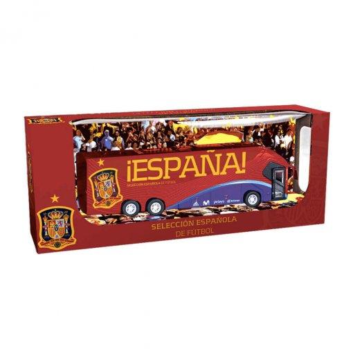 Autobús Selección Española de Fútbol