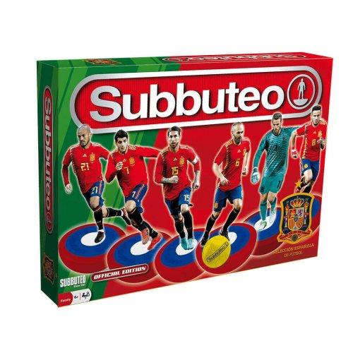 Subbuteo Playset Selección Española de Fútbol