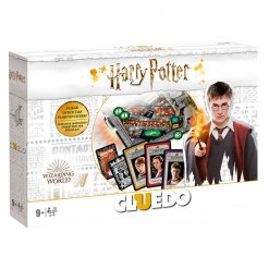 Cluedo Harry Potter White Edition