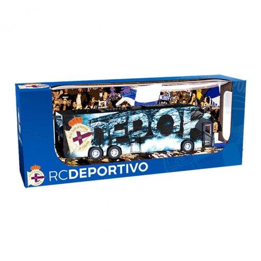 Autobús Real Club Deportivo de La Coruña