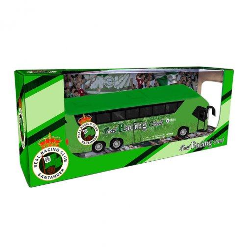 Autobús Real Racing Club de Santander