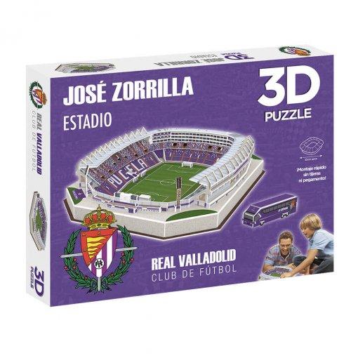 Puzzle 3D Estadio José Zorrilla