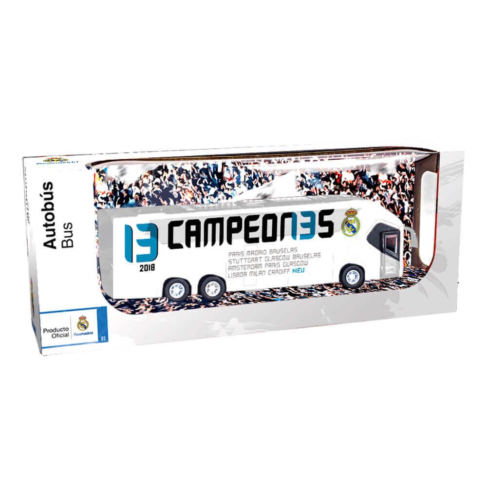 Autobús Real Madrid La Decimotercera (Producto Oficial) d92990ce475bf