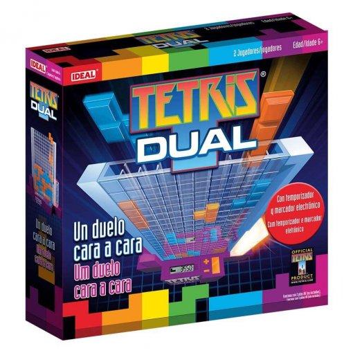 Tetris Dual Electrónico