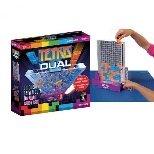 Tetris Dual Electrónico (contenido)
