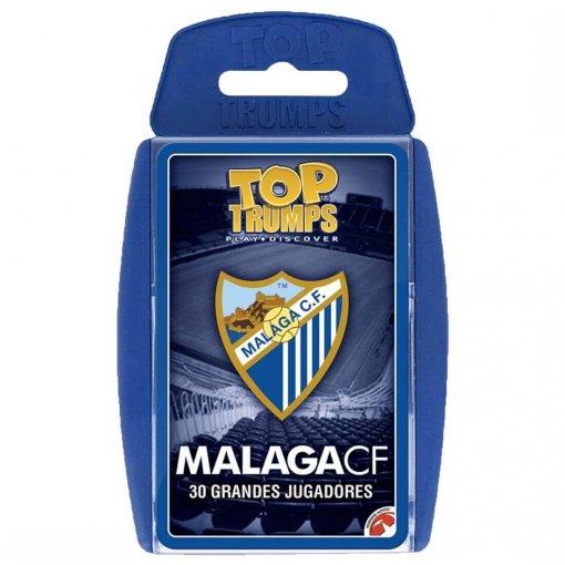 Top Trumps Málaga CF