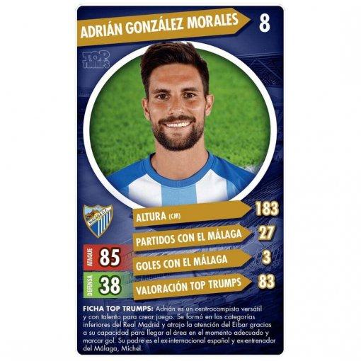 Top Trumps Málaga CF (Adrián González Morales)